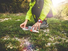 Plogging Is The Latest Fitness Trend That's Cleaning Up The Globe