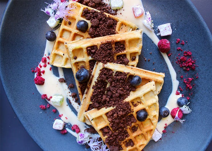 The Best Waffles in Auckland
