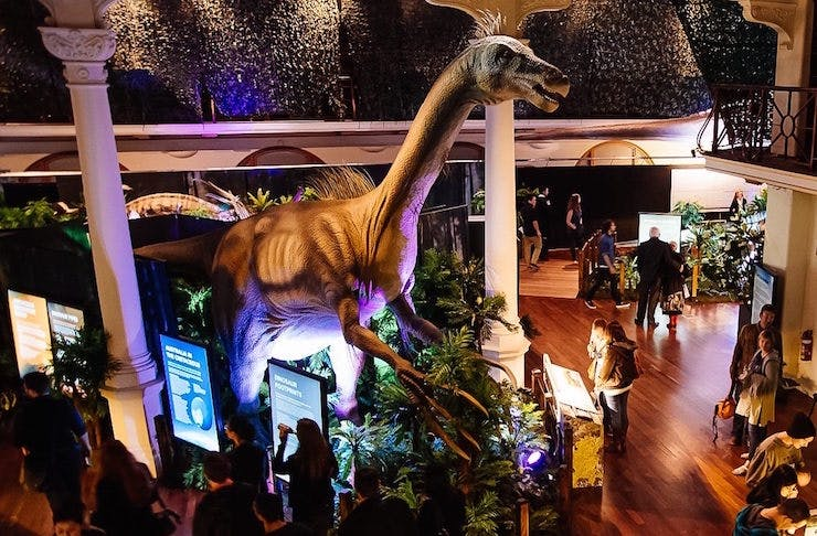 There's A Dinosaur Disco Happening In Perth And We Can't Wait
