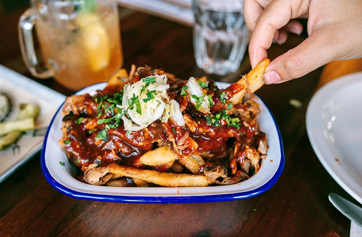 Perth's Best Loaded Fries