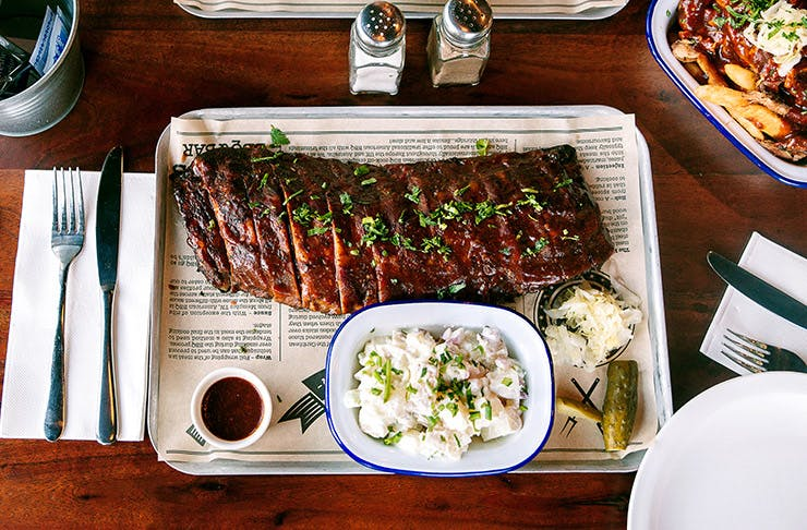Where To Get Your American BBQ Fix In Perth