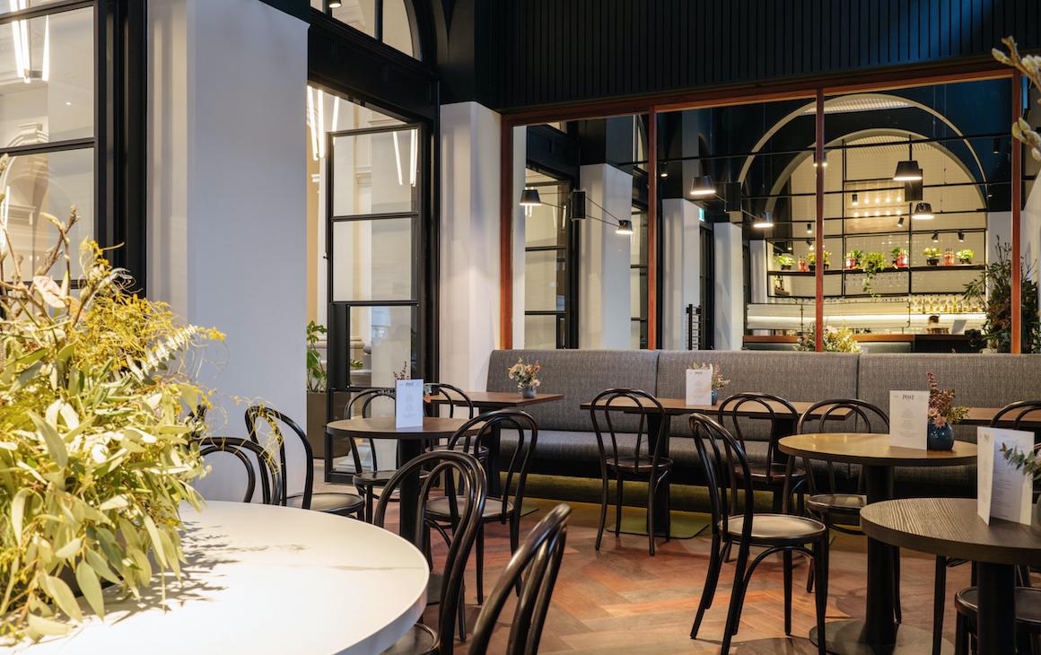 Interior at Post Perth