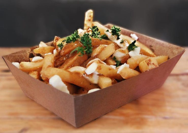 Load Up On Cheesy Chips At Perth's Poutine Fest This Weekend