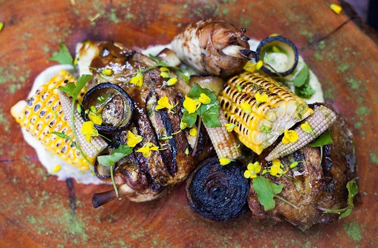 Sydney restaurants that forage