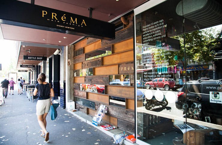 prema hair surry hills