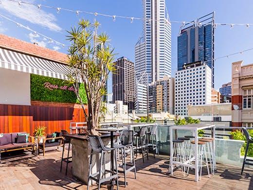 perth bars, perth rooftops