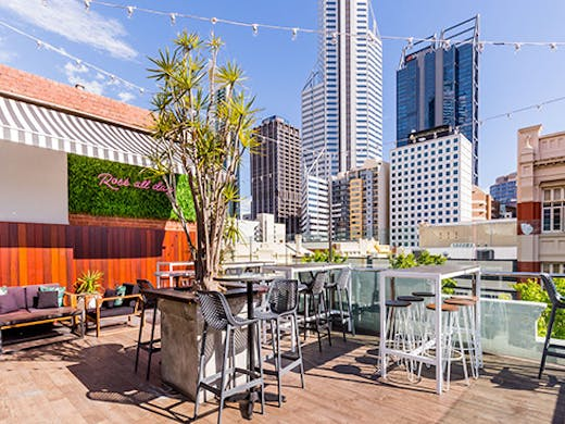 perth bars, perth rooftops