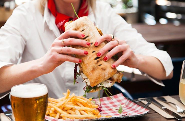 Best pub meals Sydney