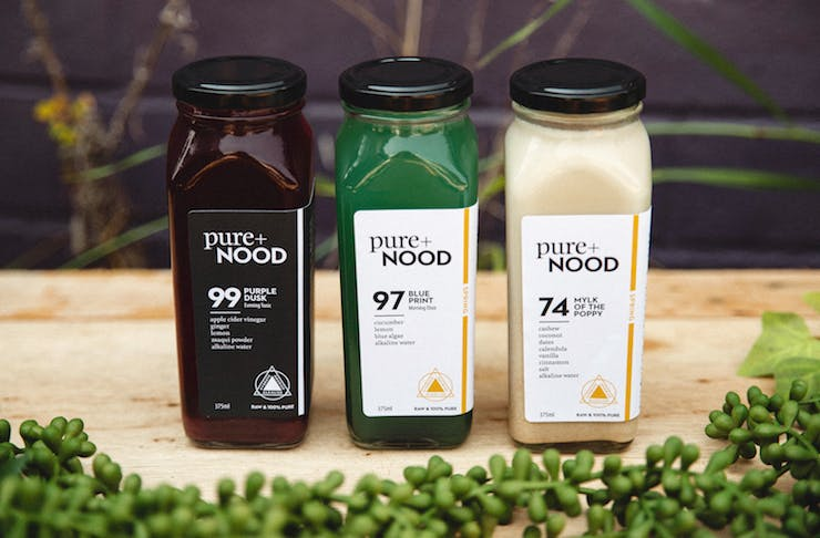 Pure + Nood Cleanse