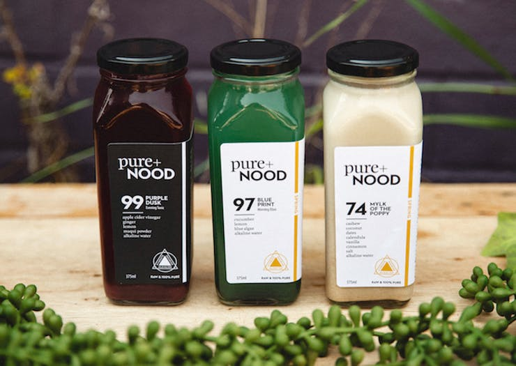 We Put The Pure + Nood Cleanse To The Test And Here's What Happened