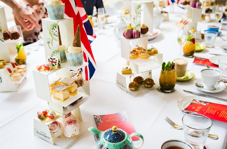 royal wedding high tea qt gold coast