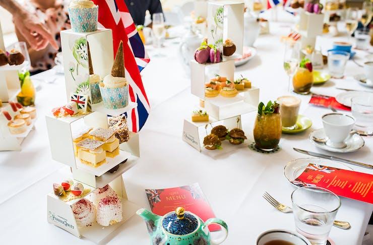 royal wedding high tea qt gold coast