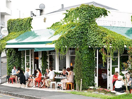 Quaint little Queenies Lunchroom sits in Freeman's Bay covered in ivy and brings a serious nostalgic charm to your Sunday brunch or weekday lunch date.