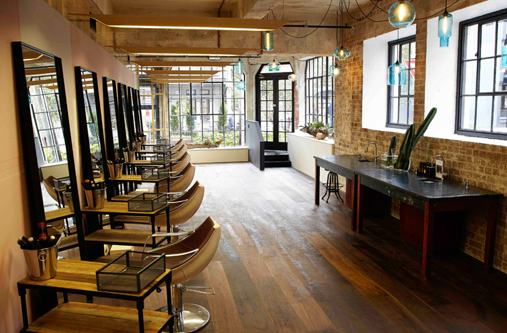 RAW Hair Surry Hills salon