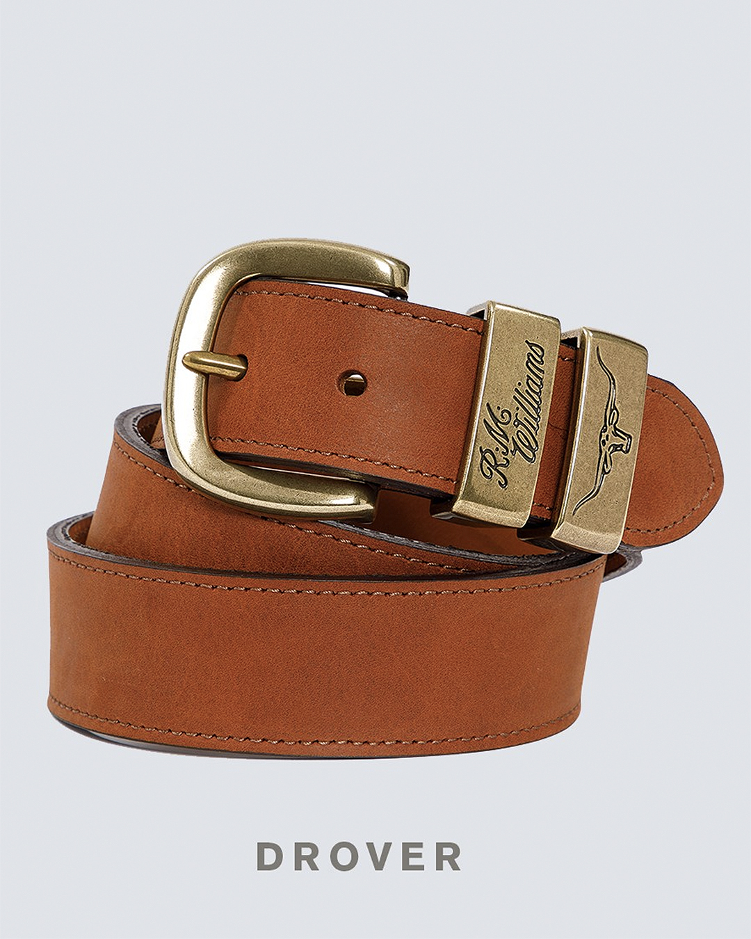 The Drover belt from RM Williams looking covetable.