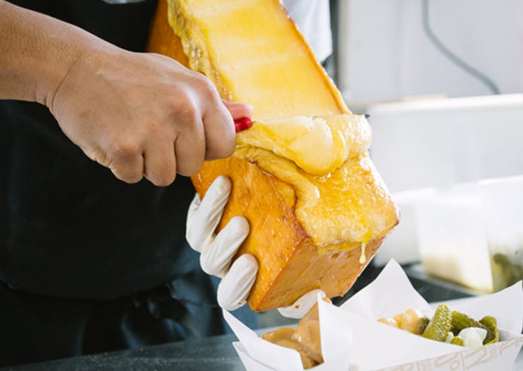 An Epic Raclette Pop Up Is Coming To Auckland This Bastille Day