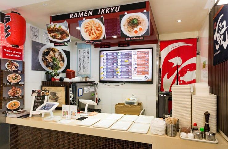 Sydney Food court Guide