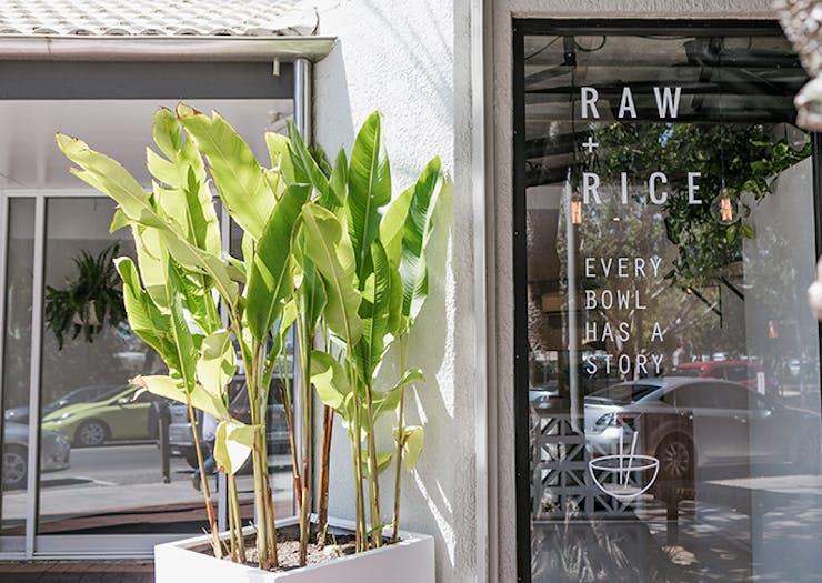 Raw + Rice Noosa