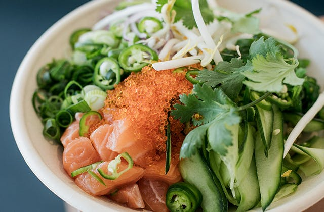 Inside Look: A Dedicated Poke Bar Has Just Opened In Noosa And It's All Kinds Of Fresh