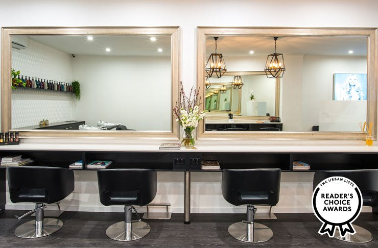 Readers Choice Awards Best Hairdressers Sydney