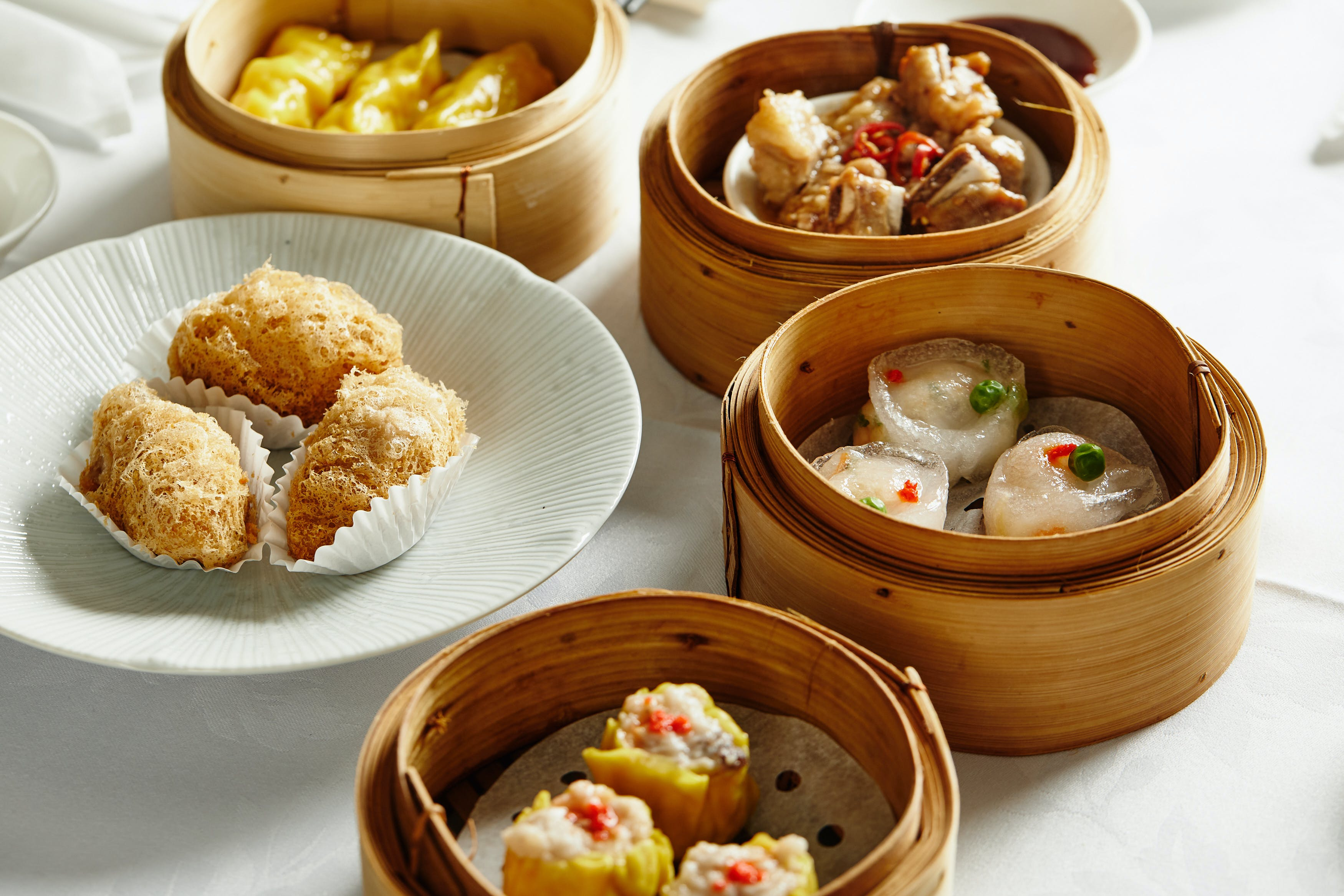 We Check Out Melbourne's Coeliac-Friendly, All-You-Can-Eat Yum Cha Spot