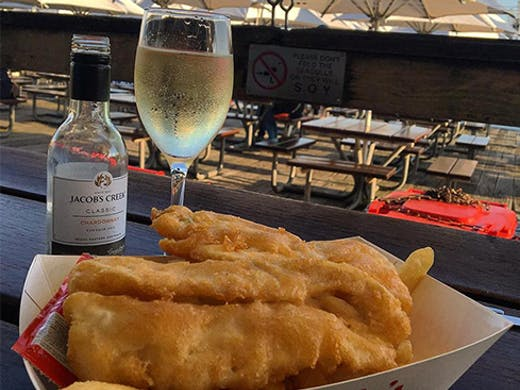 Restaurant, Cicerello's, Fremantle, Seafood, Perth, Fish and Chips in Perth