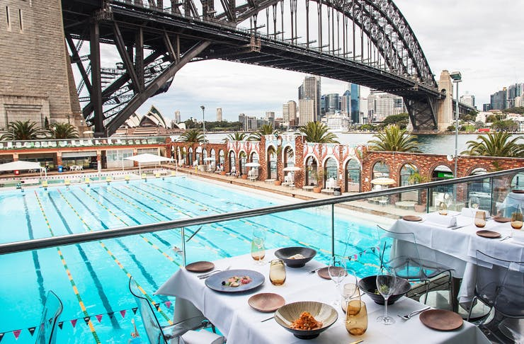 11 Sydney Restaurants To Dine With A View Sydney The Urban List
