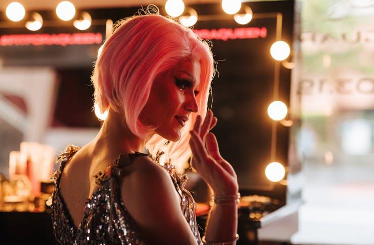 Rhuma Hazzet Jag Queen Sydney Mardi Gras | Urban List