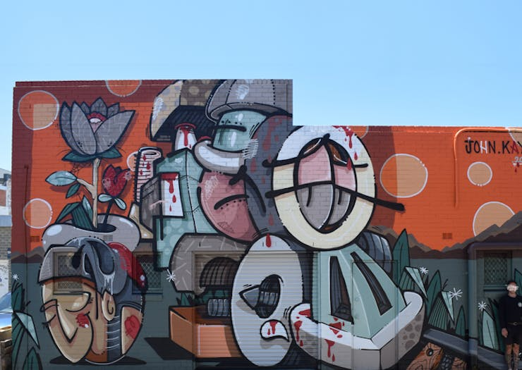 There's A Free Street Art Festival Coming To The GC This Month!