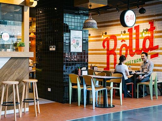 Roll'd Perth Cafe Vietnamese Take Away