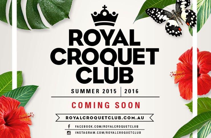 Royal Croquet Club Brisbane