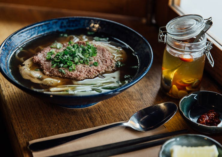 Here's Where To Find Melbourne's Best Pho