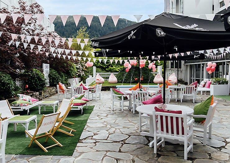 Style Up And Head Down To Queenstown's Secret Garden Pop Up