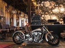 We Check Out Custom Motorbike Shop-Slash-Café, Smoked Garage