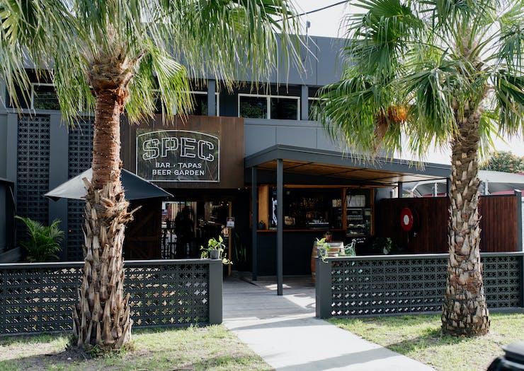 Inside Miami's Charming New Open-Air Beer Garden
