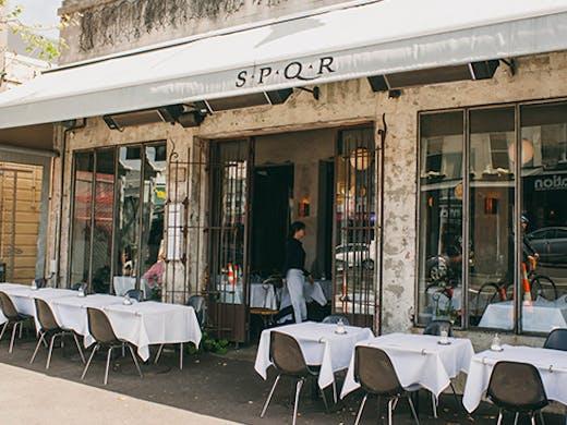 SPQR Restaurant Ponsonby