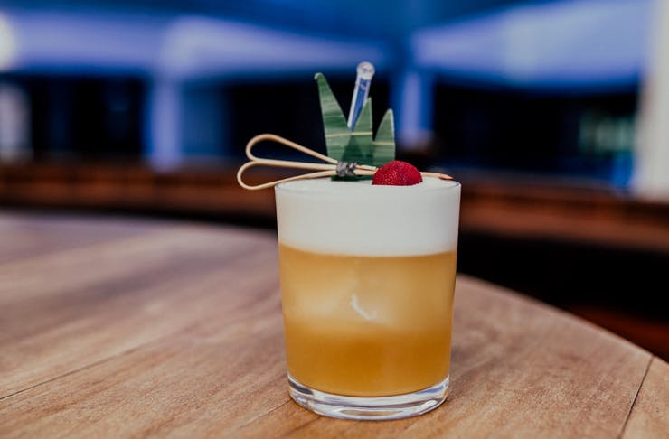 Sake Brisbane best bar offering