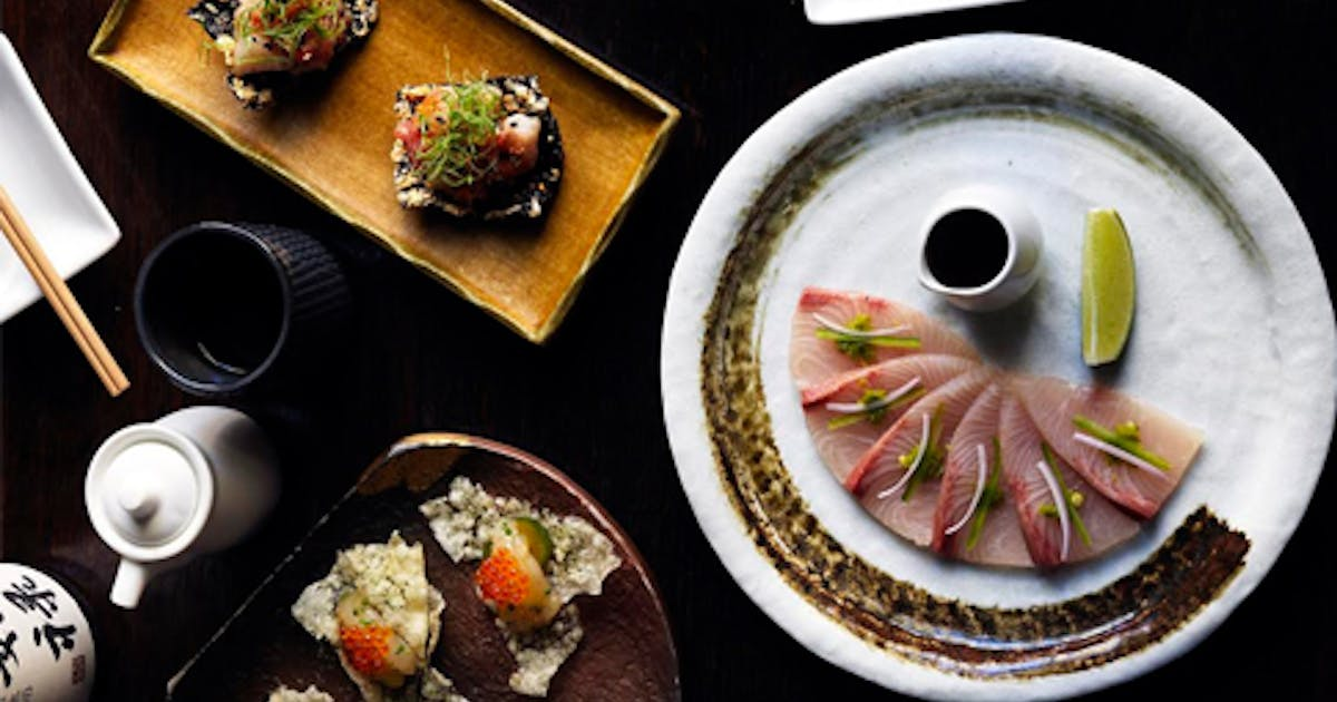 Sake Restaurant Bar Urban List Sydney