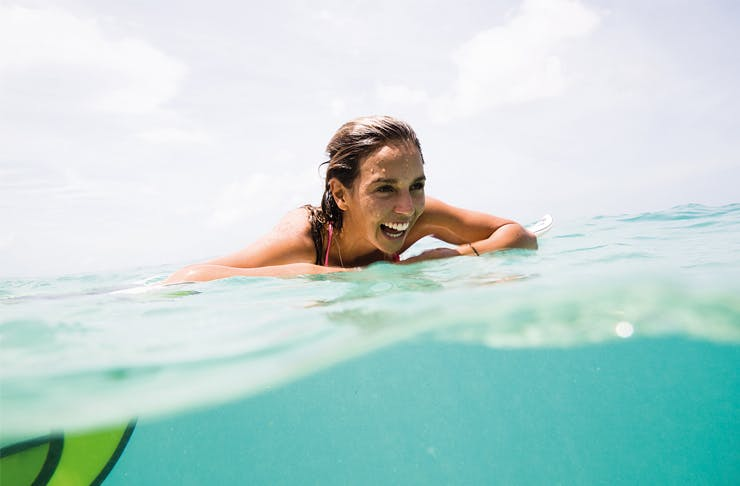 Sally Fitzgibbons Newcastle NSW