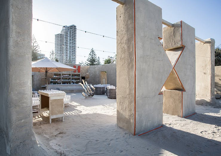 There's A Sand Hostel In Broadbeach & Our Minds Are Blown