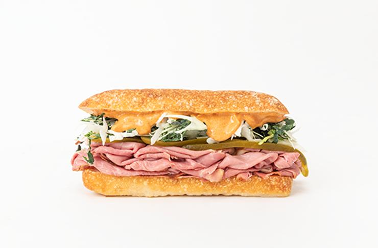 Sauls Sandwich