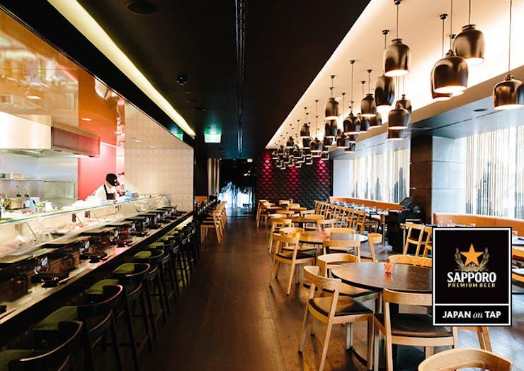 Sokyo Sapporo best Japanese in Sydney