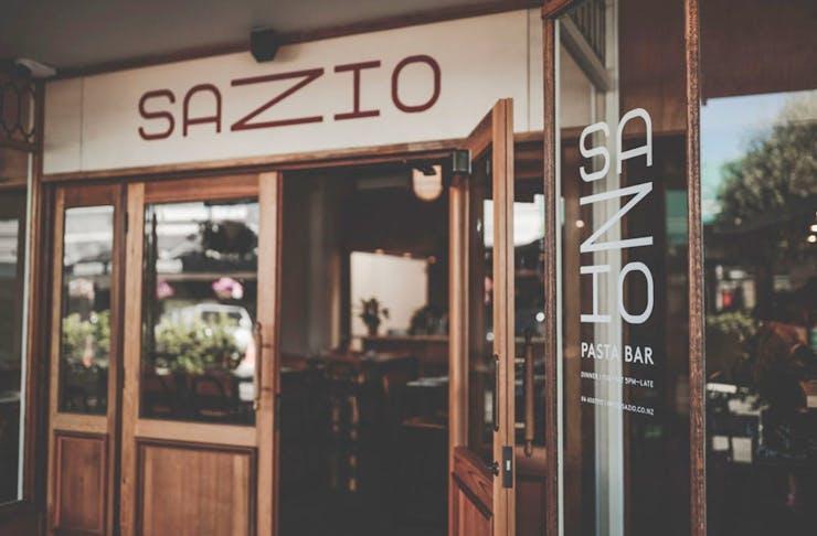 Sazio Italian Restaurant in Hastings