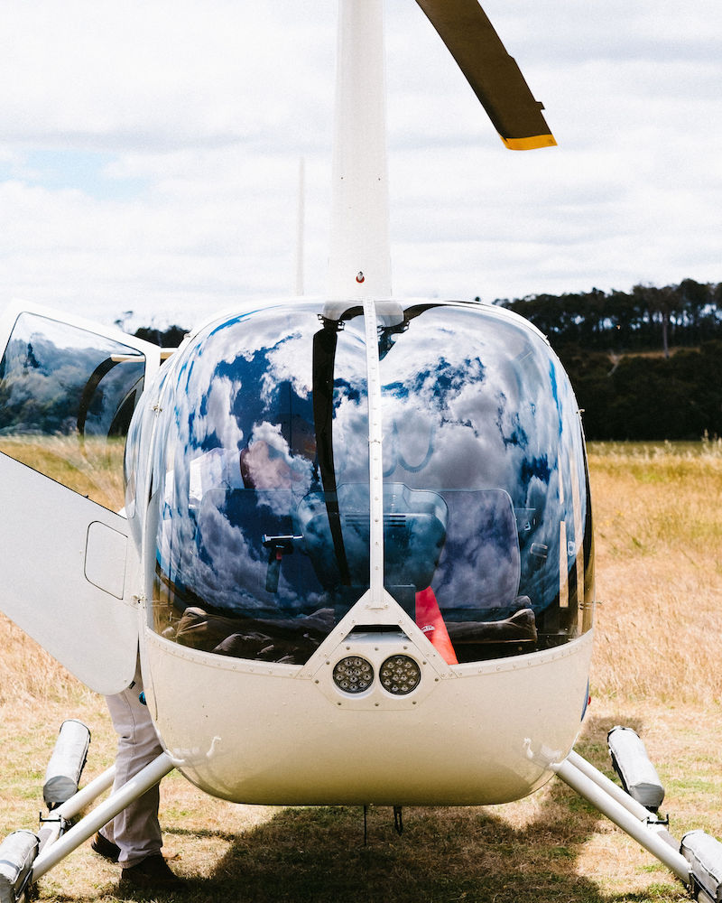 Scenic Helicopters Margaret River