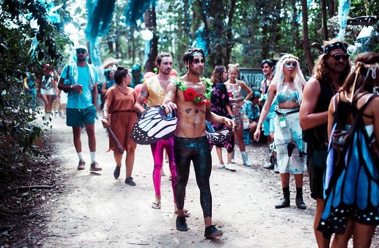 Secret Garden festival Sydney