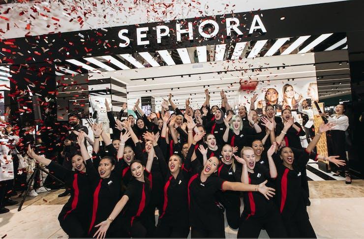 Sephora Launch