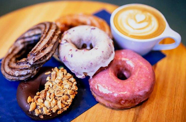 free doughnuts sydney