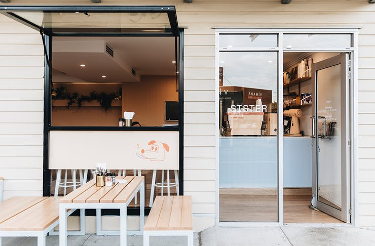 Sister Cafe Hawthorne