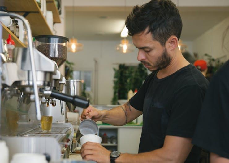Skip Coffee ordering app