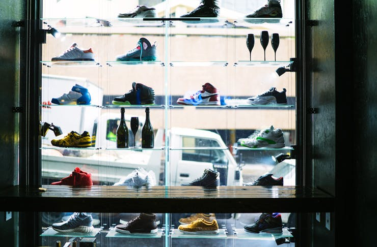 Sneaker Stores Sydney Butter | Urban List Sydney